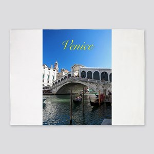Venice Gift Store Pro Photo 5'x7'Area Rug
